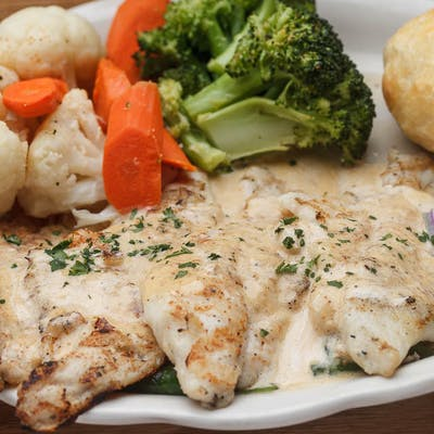 Charbroiled Catfish