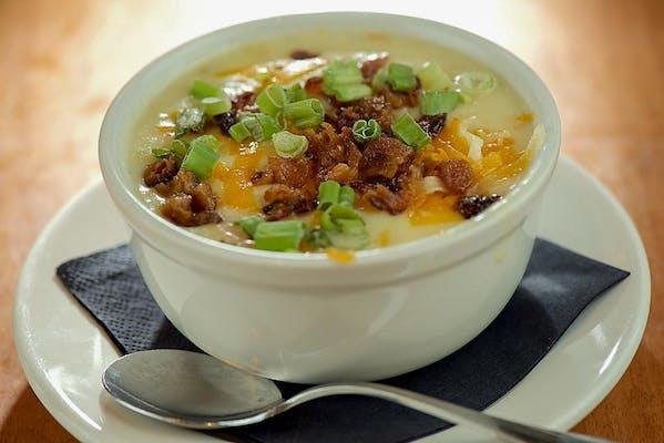 Mariah's Potato Soup