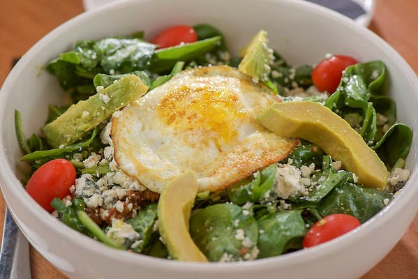 Southern Sunrise Salad