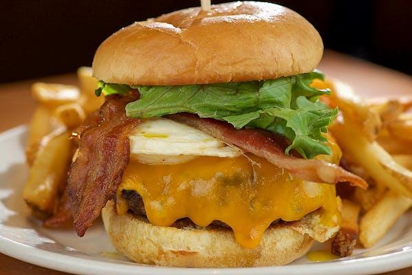 Golden Rise Burger