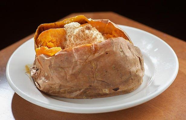 Side Sweet Potato