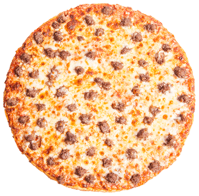 Single Topping Pizza