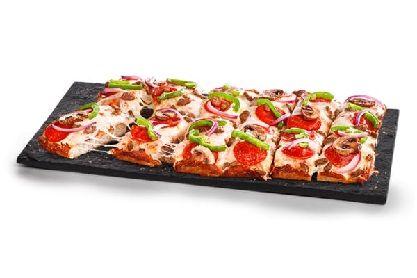 Supreme Pan Pizza
