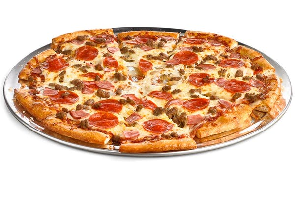 Meat Eater Pizza