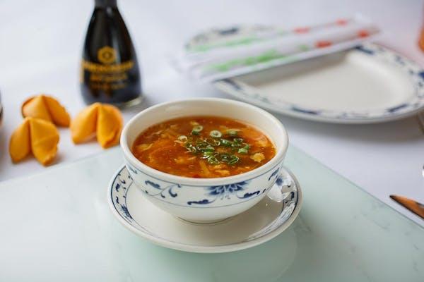 SP3. Hot & Sour Soup