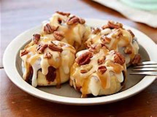 Caramel Pecan Bonbites