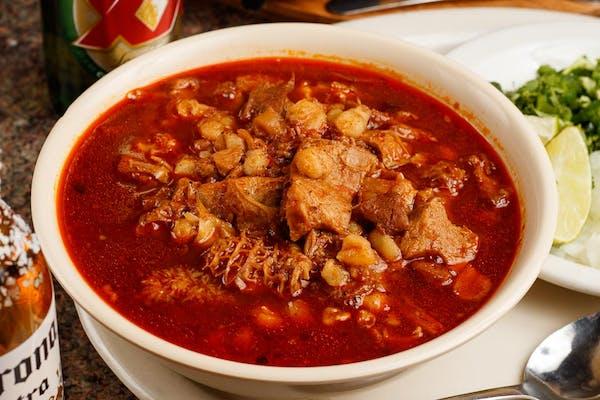 Menudo Soup