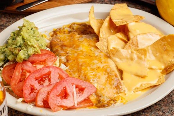 Tex-Mex Plate