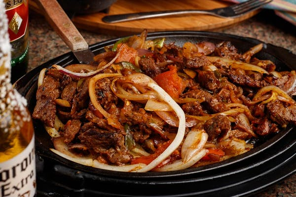 Beef Fajita Parrillada for One