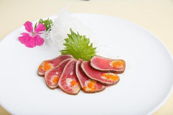 Pepper Tuna Tataki