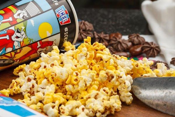 Movie Theatre Popcorn