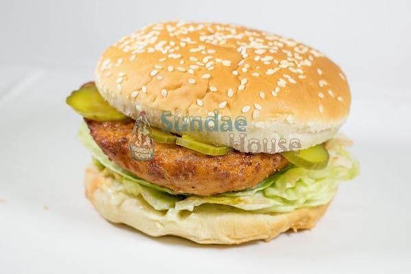 Fried Chicken Fillet Sandwich