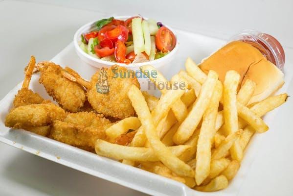 Calabash Shrimp Basket
