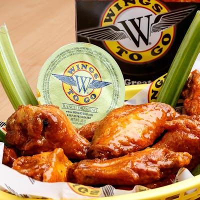 #6 Wings Combo