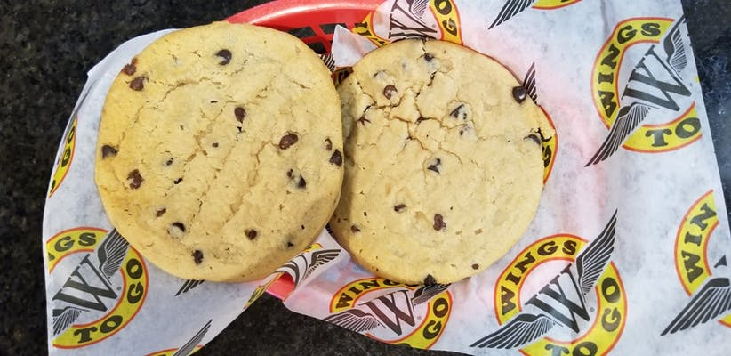 Otis Spunkmeyer Chocolate Chip Cookie