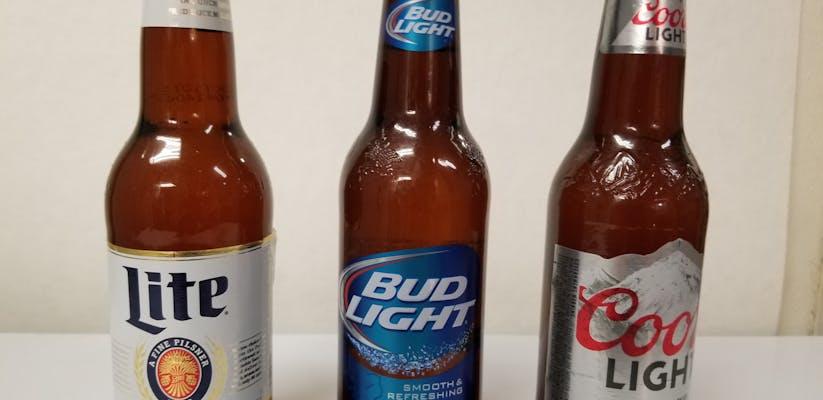 Beer - 12 oz. Long Neck Regular