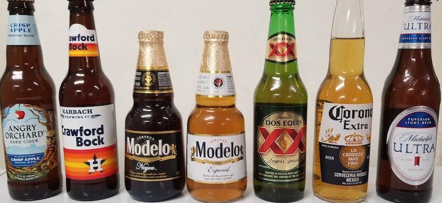 Beer - 12 oz. Long Neck Premium