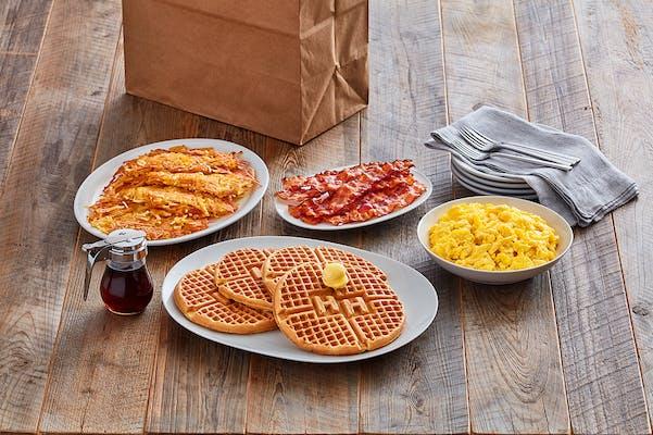 Waffle Platter