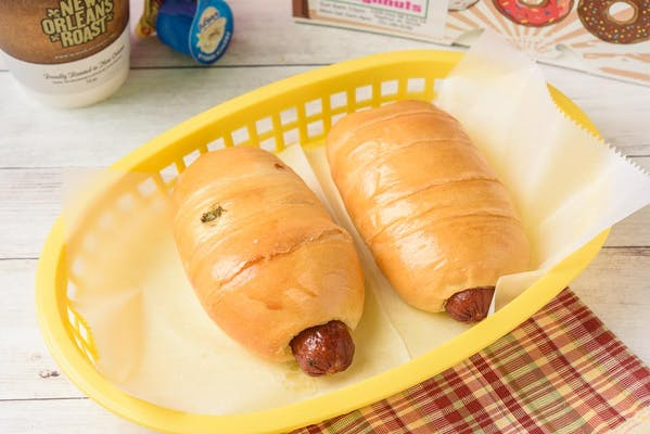 Cheddar & Sausage Kolache