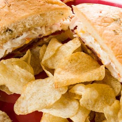 Traditional Reuben Sandwich