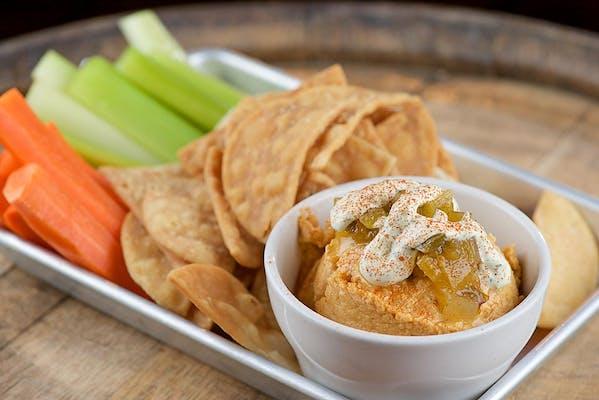 SXSW Hummus