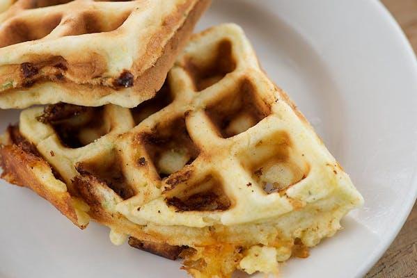 Cornbread Waffle