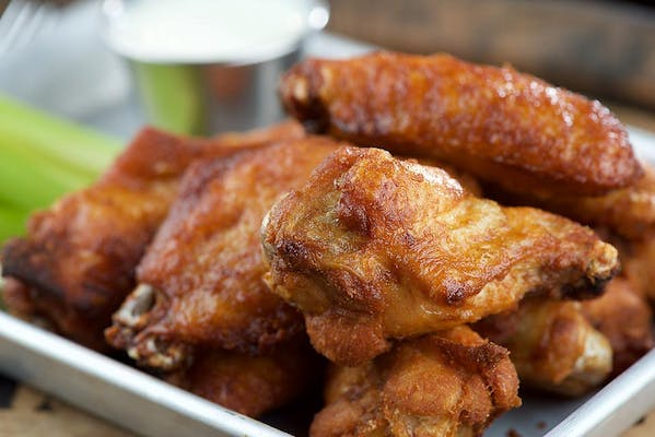 Traditional Naked Wings