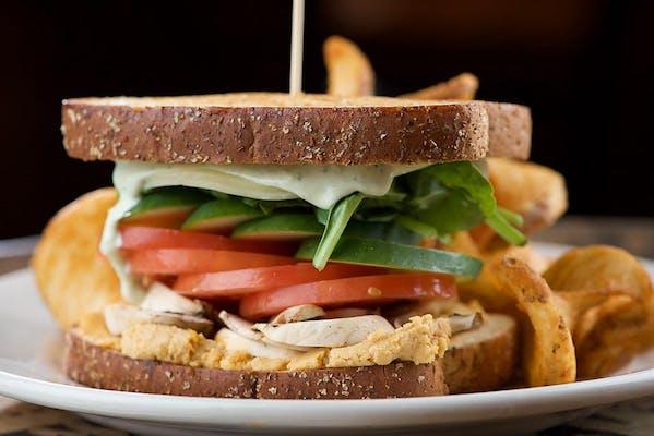 Hipster Sandwich
