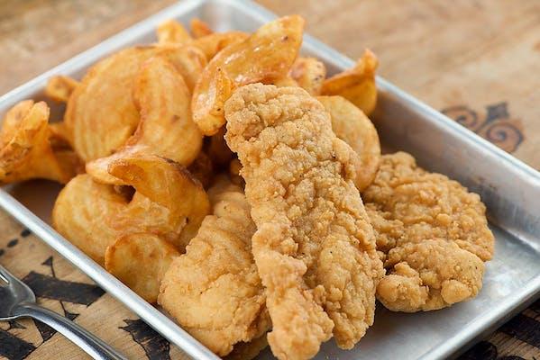 Kid's Chicken Tenders & Fries
