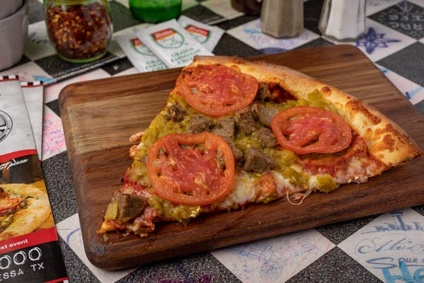 The Green Wheelbarrow Pizza