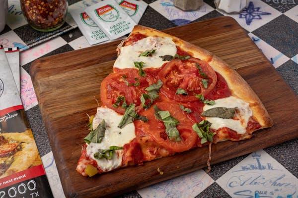 The Margarita Pizza