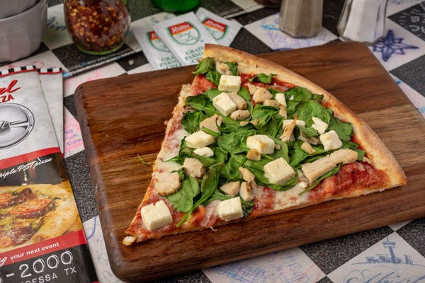 The Hoboken Pizza