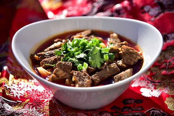 #202 Slow-Braised Beef Noodles