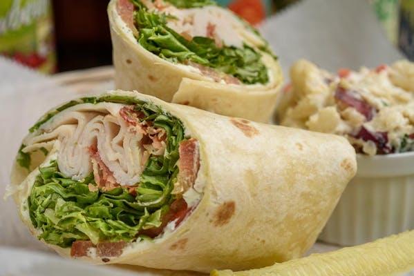 Turkey & Bacon Sandwich