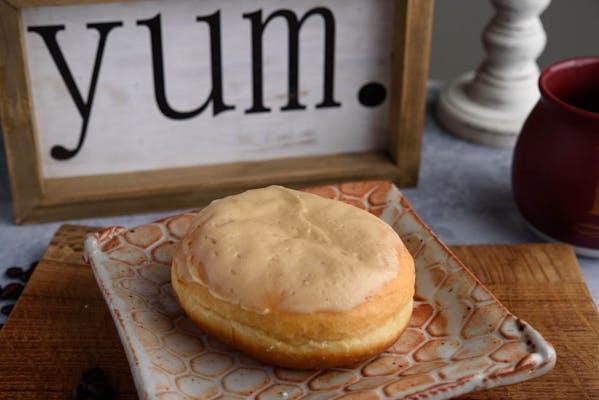 PB&J Bismark Donut