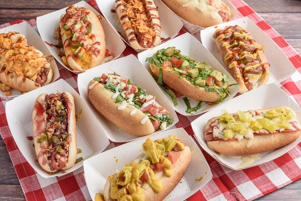 Hot Dog Party Pack