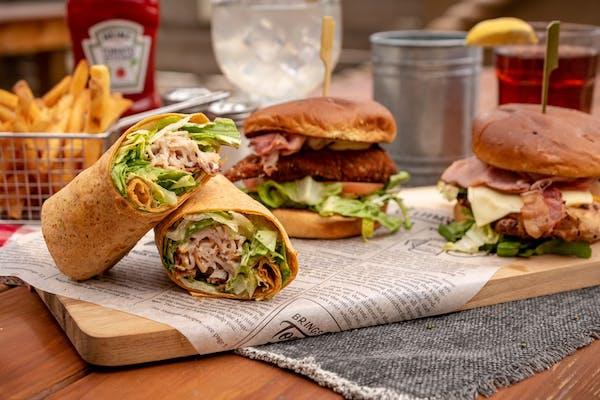 True Bleu Sandwich