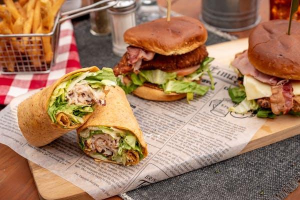 California Clucker Sandwich