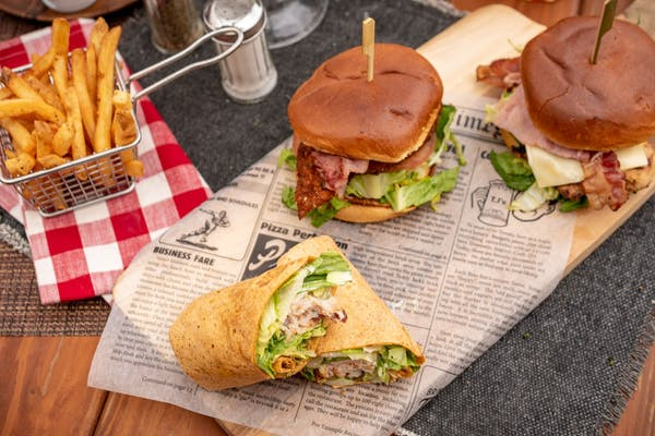 Carolina Porker Sandwich