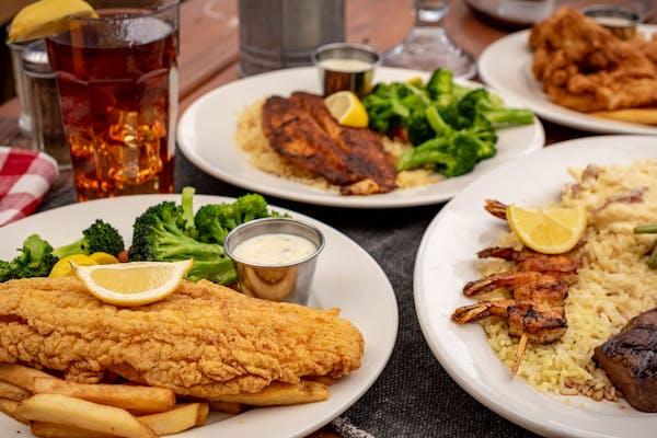 Shiner Fish & Chips