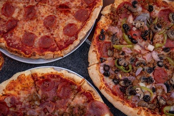 Italian Meat Lover's Pizza