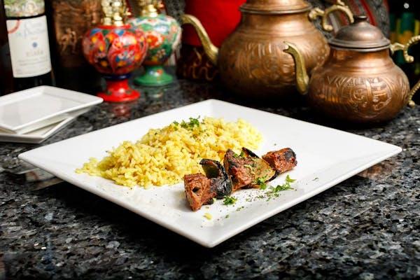 Lunch Seekh Gyro