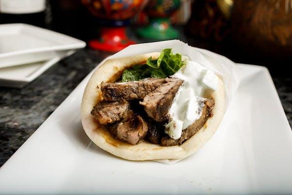 Lunch Shawarma Gyro