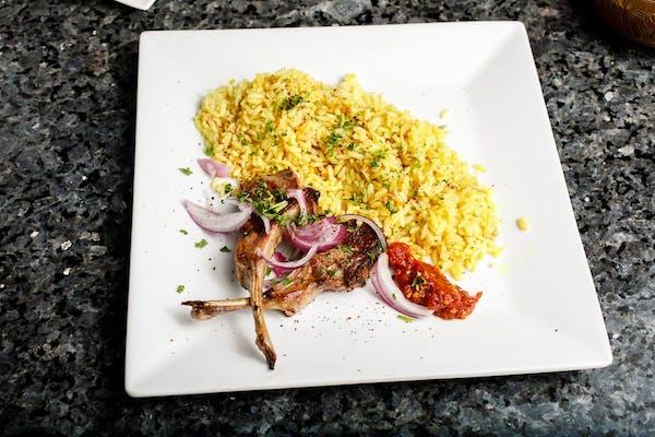 Lunch Lamb Chops