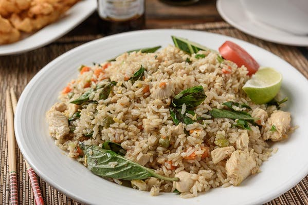 R41B. Basil Fried Rice
