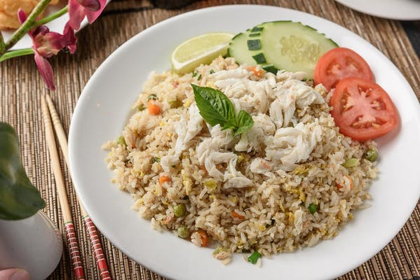 R42. Crab Fried Rice