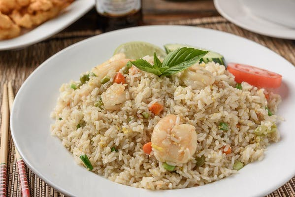 R43. Shrimp Fried Rice