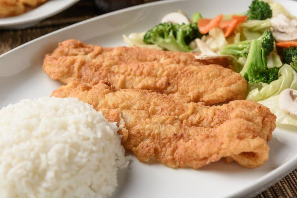 46. Swai Thai Crispy Fish Fillets