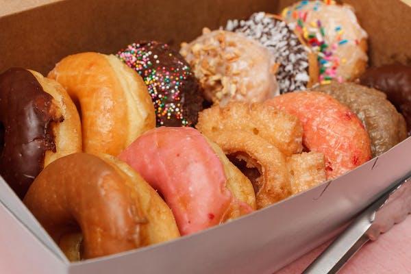 Classic Dozen Mixed Donuts