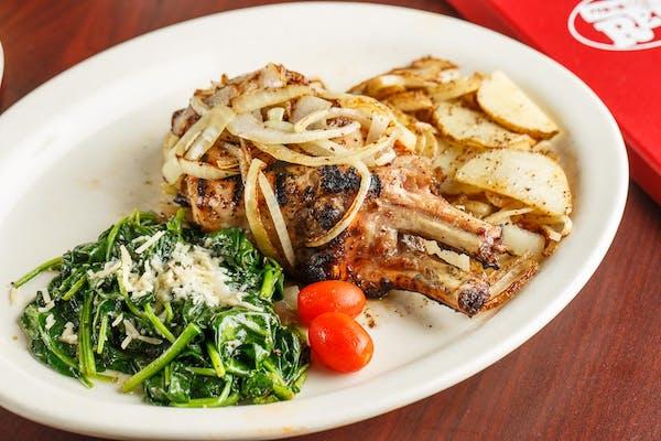 Chargrilled Pork Chop